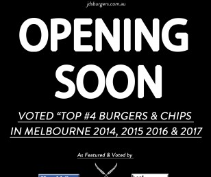 SYDNEY LOCATION COMING SOON! FREE BURGERS!